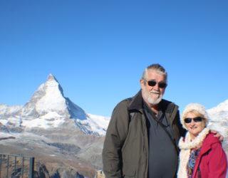 Swiss visit